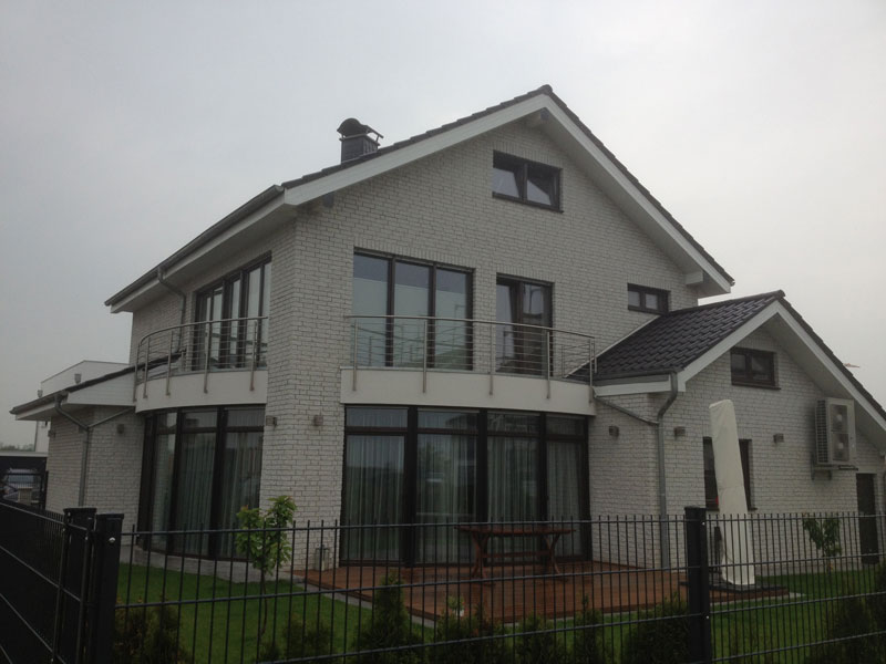 Architekt Troisdorf Peter Kröker Privathaus