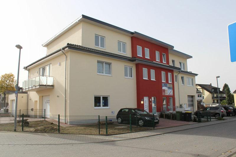 Architekt Troisdorf Peter Kröker Gewerbe Lagerhalle