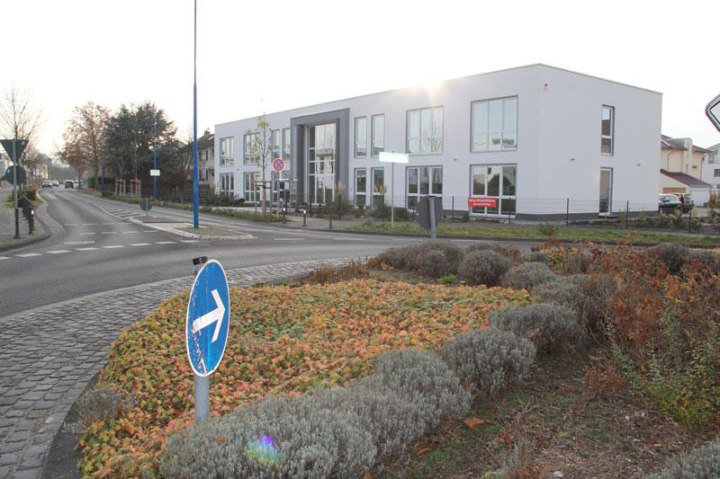 Architekt Troisdorf Peter Kröker Bürogebäude