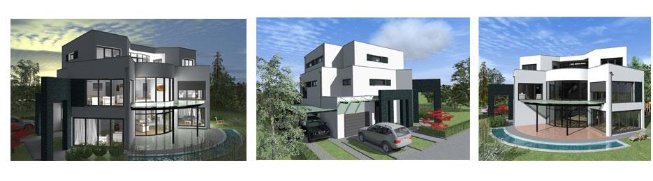 Architekt Troisdorf Peter Kröker Häuser Leistungen